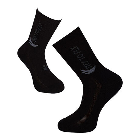 Чорапи Pirin Hill Try To Fly Tennis Cotton Socks (черни)