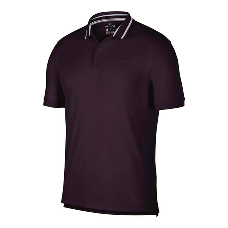 Поло Nike Court Dri-FIT Pique Polo (тъмно лилаво)