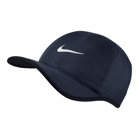 Шапка Nike Court Featherlite Cap (тъмно синя)