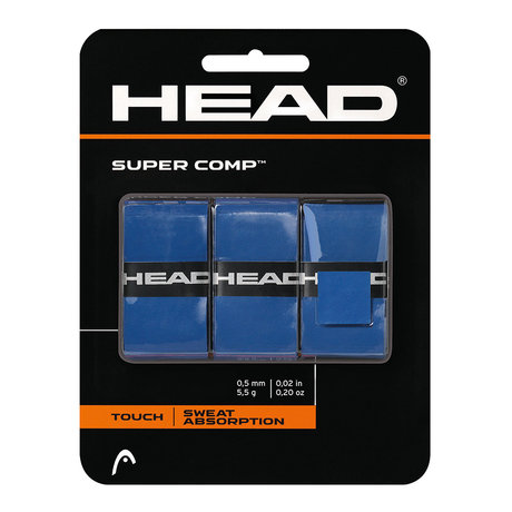 Покривен грип Head Super Comp (син)