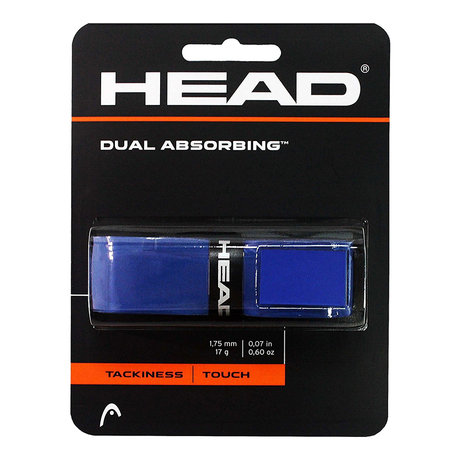 Основен грип Head Dual Absorbing Grip (син)