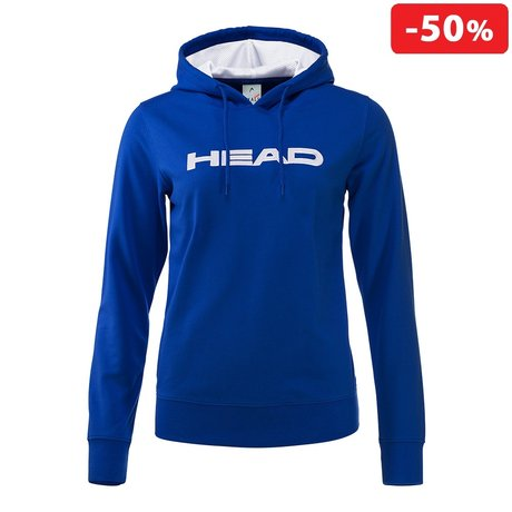 Дамски анорак Head Transition Rosie Hoodie (син)