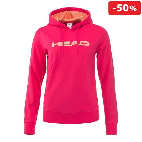 Дамски анорак Head Transition Rosie Hoodie (розов)