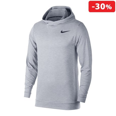 Анорак Nike Breathe Training Hoodie (сив)