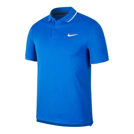 Поло Nike Court Dri-FIT Tennis Polo (синьо)