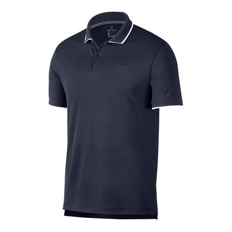 Поло Nike Court Dri-FIT Tennis Polo (тъмно синьо)
