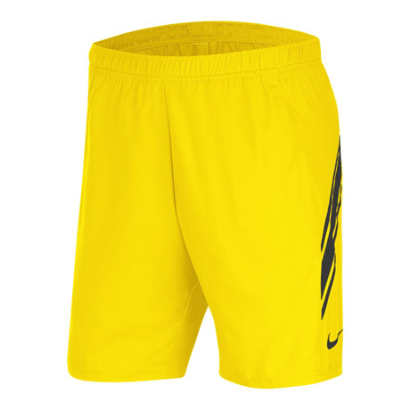 "Шорти Nike Court Dri-FIT 9"" Shorts (жълти)"
