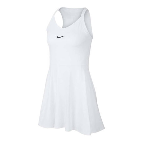 Рокля Nike Court Dry Tennis Dress (бяла)