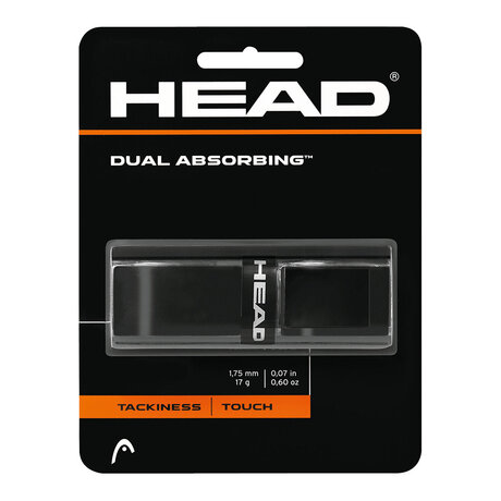 Основен грип Head Dual Absorbing Grip (черен)