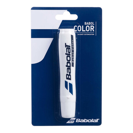 Маркер Babolat Babol Color (бял)