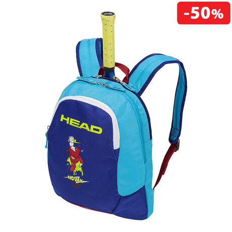 Детска раница Head Novak Kid's Backpack