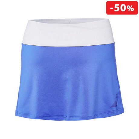 "Детска пола Babolat Performance 13"" Skirt (синя)"