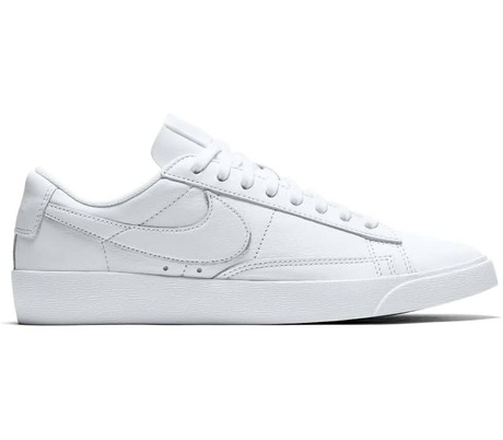 Дамски маратонки Nike Blazer Low Leather Sneakers