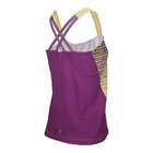 Дамски потник Babolat Performance Tank Top (жълт)