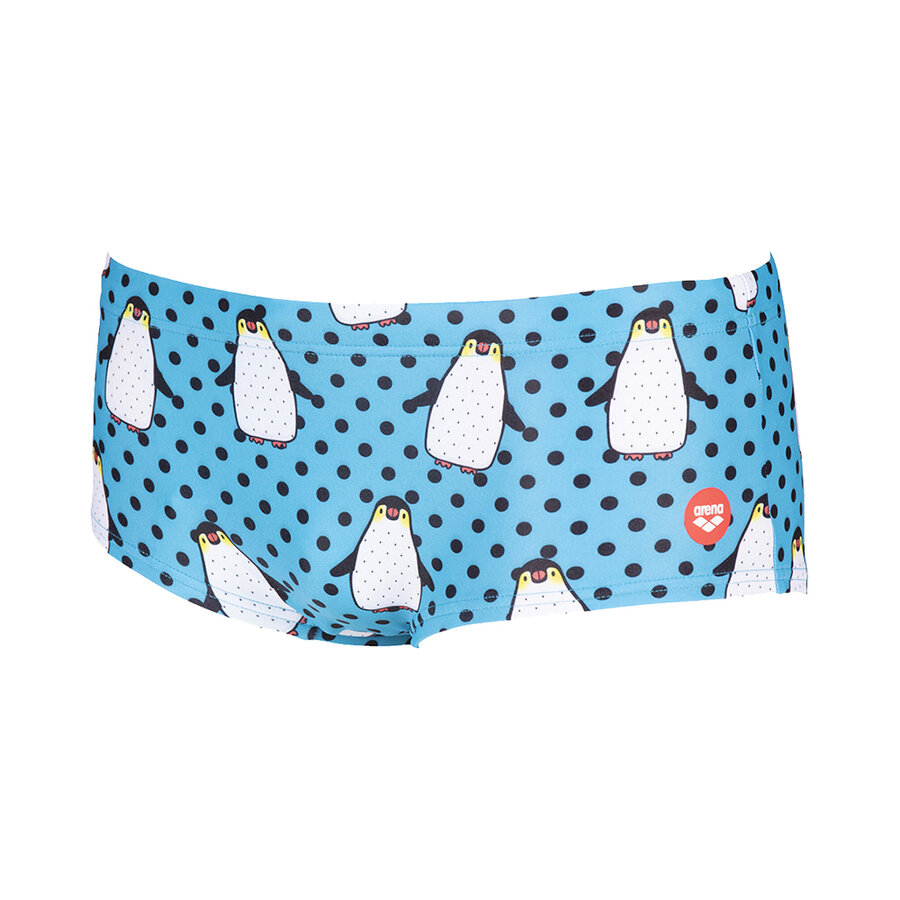 Мъжки бански Arena Crazy Penguins Low Waist Short