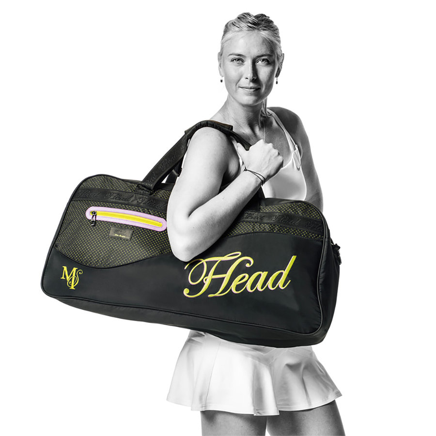 Термобег Head Maria Sharapova Court Bag (черен)
