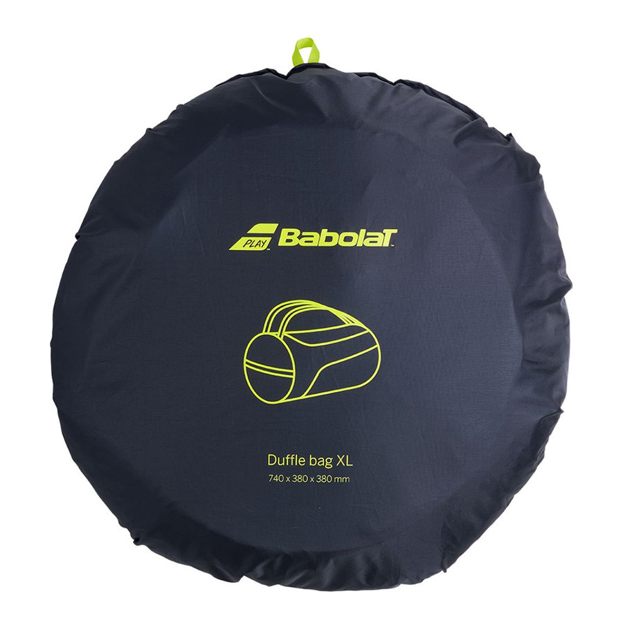 Тенис сак Babolat Duffel XL Playformance Bag (черен)