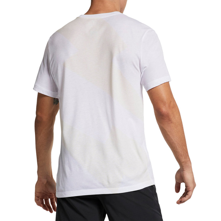 Тениска Nike Court Rafa Dri-FIT T-Shirt (бяла)