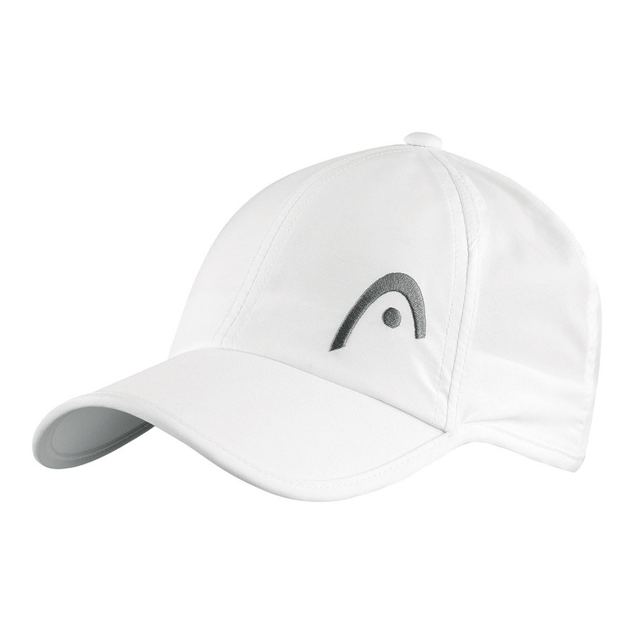 Шапка Head Pro Player Cap (бяла)