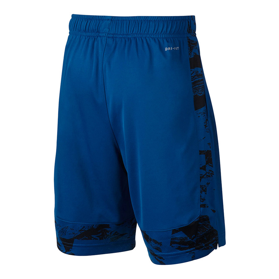 Детски шорти Nike Graphic Legacy Shorts (сини)