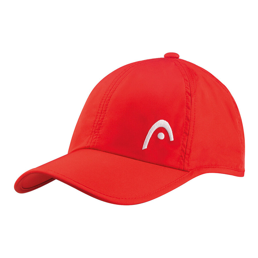 Шапка Head Pro Player Cap (червена)