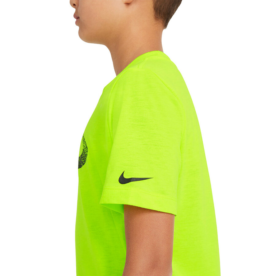Детска тениска Nike Court Dri-FIT Rafa T-shirt (зелена)
